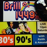80's and 90's with Keith and Amanda - 29/4/17