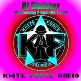 Dj-Sinister - In-Ter-Hard-Core Show - Live Mix for Knite Force Radio - 9-08-2018