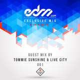 EDM.com Exclusive Mix 001 - Tommie Sunshine & Live City Guest Mix