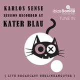 KARLOS SENSE - S.A.S.O.M.O mit IBIZA SONICA  - LIVE BROADCAST FROM KATER BLAU BERLIN