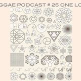 Reggae Podcast #25 ONE LOVE