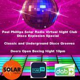 Paul Phillips Solar Radio Disco Explosion Special 26-12-19