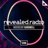 Revealed Radio 200 - Hardwell