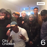 City Chicken Nr. 6 w/ Bien Monk