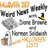 Weird News Weekly October 26 2017