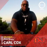Carl Cox House & Techno Set from DJ Mag HQ Ibiza