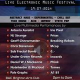 Beepstock Festival special on RadioReverb July 2014