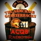 ArmChair Quarterbacks Radio  3-15-15
