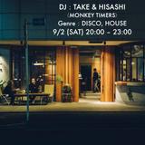 CITAN DJ Lounge 170902 DJ MONKEY TIMERS