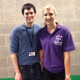 Olympic Gold Medallist Rebecca Adlington on 'Join In' volunteering