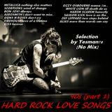 HARD ROCK LOVE SONGS 90s (Metallica,Scorpions,Bon Jovi,Aerosmith,Guns N'Roses,Kiss,Firehouse,Alias)