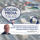 Episode #16 Social Media Talks Podcast interview with Trevor Lorkings The Digital Alchemist.
