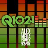 Q102 Mix final Set by Alex Mejia