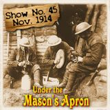 UTMA Folk Show #45 (Nov 2014)