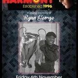 HARMONY SET DJ ROB BLAKE -RYAN GEORGE TRIBUTE 2015. IPSWICH.
