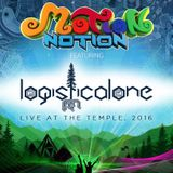 Live @ Motion Notion Festival 2016, Temple stage  [FREE DOWNLOAD]