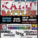 The Versus Series - Super Mega Kaiju Battle Pt1