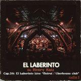 "Henry Saiz – El Laberinto #58 Live "" Beirut / Uberhouse Club """