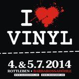 Piotr Bejnar Live P.A. @ I Love Vinyl Festival
