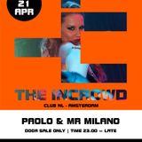 Mr Milano Live @ Club NL Adam; The Incrowd 21-04-12 PT 1; Tech House