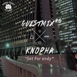 """Groove Bunny Guest Mix #6/""""Set for endy"""" by Knopha"""