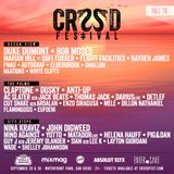 Matador - Live @ CRSSD Festival 2018, Waterfront Park (San Diego, USA) - 30.09.2018