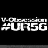 #UR56 // V-Obsession - URBANNOISE Radio 056 Pt2 [Sept.18,2014] on STROM:KRAFT Radio