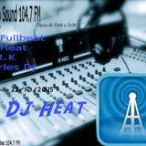 programa 22-10-2015, session Dj Heat