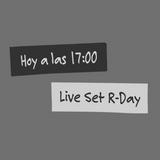 Aequus R presenta R-Day (Live @ Center Waves 6-8-16)
