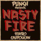 Ariel Beat @ Punsh! Pres. The Nasty Fire (12-10-2013)