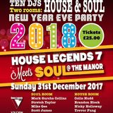 All Things Soulful on Stomp Radio 1-12-17
