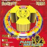 "Dave at ""The Hardcore Society"" @ Planet Hardcore (Berlare - Belgium) - 24 February 1995"