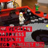 The Veteran Maddness Presents #LEGOJUNGLIST POD MIX @djmaddnesskma @eregularmusic