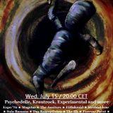 Psych Show - Underground Äxpärten - Juli 15, 2014 - Part 1