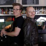 gayPop mit Ludwig und Corey | Im September 2018