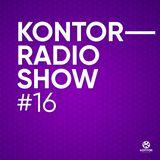 Kontor Radio Show #16
