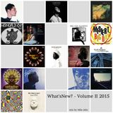 WhatsNew? - Volume II 2015
