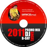 B-Day 2011 - Live Mix by Dj Angel