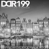 Dirty Disco Radio 199 - Deep House Radio Podcast - With Kono Vidovic