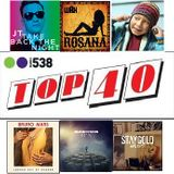 Top 40 (mixed in 1 hour) - Vol. 3 August 2013