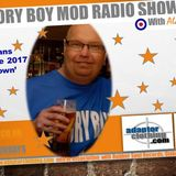 Glory Boy Radio Show July 2nd 2017 In memory of Kevin Morgans 1965 - 2017
