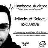 Mixcloud Select Exclusive -BlitzFm #Techno Showcase July 2019