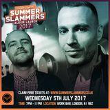 Summer Slammers 2017 Album Launch - 06 - Brookes Brothers @ Work Bar Nightclub London (05.07.2017)