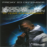 LTJ Bukem MC's Conrad 5ive-O Moose & GQ 'Logical Progression' @ Fabric 23rd Dec 2005