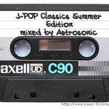 J-POP Classics mix `80s Summer Edition