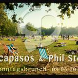 Phil Stereo & Marcapasos Sonntagsbrunch 5.8.12