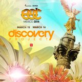 D.J. HOUSE INVASION mix Discovery Project EDC México 2014