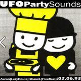 UFO > Aaron (LazyHouse) & Shaun L (FreeBass) : 02.06.1993