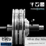 All-in the Mix Workout Mixtape Part VI, special guest: Inside