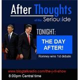 AFTER THOUGHTS: Romney wins 1st Presidential Debate
